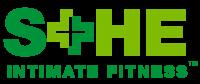 SHE Intimate Fitness™ Logo